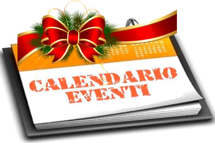 calendario eventi natalizi