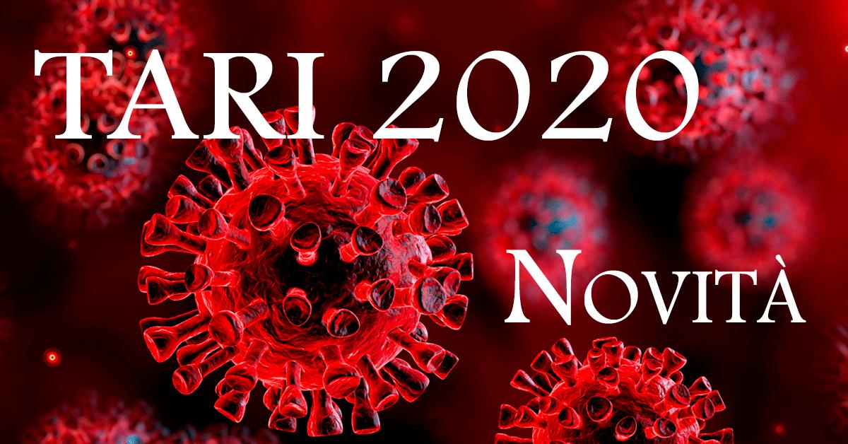 novità sulla tari 2020