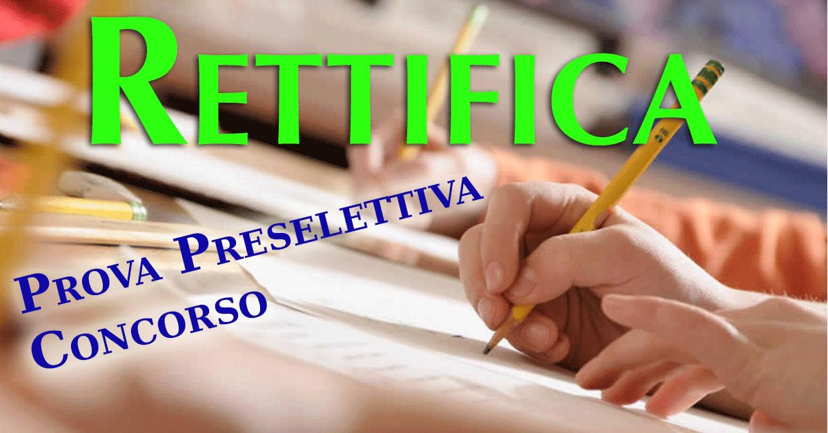rettifica-prova-preselettiva-concorso